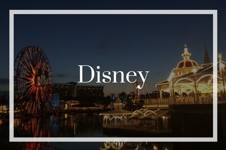 Image with word Disney