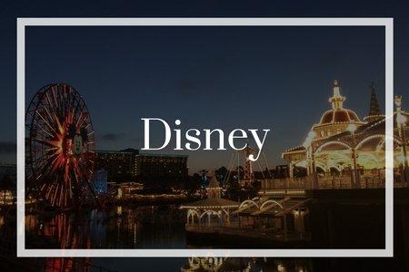 Image with word Disney