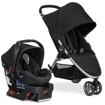 Britax  B Agile And B Safe Travel System Review