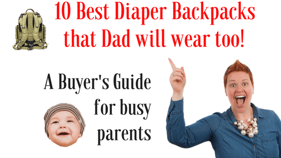 10 best diaper backpacks for dad 2018 buyer 39 s guide and reviews. Black Bedroom Furniture Sets. Home Design Ideas