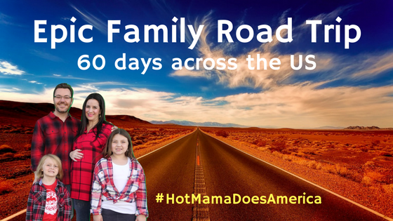 Epic Family Road Trip across the US