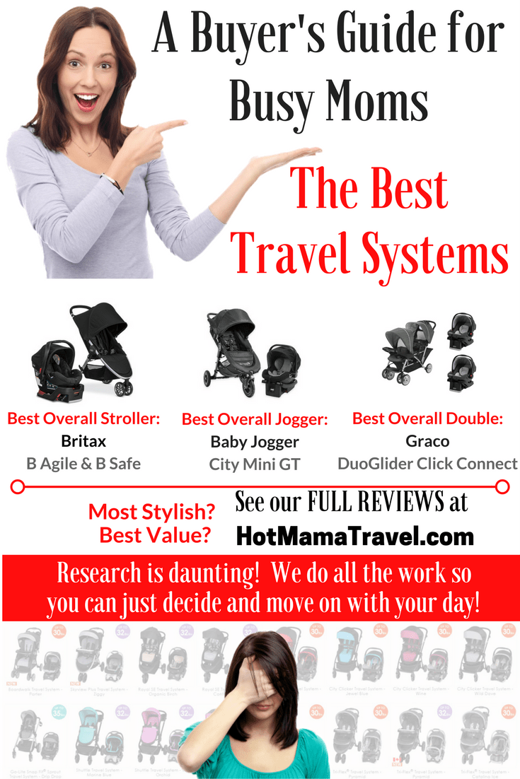 Pin Best Travel System Strollers