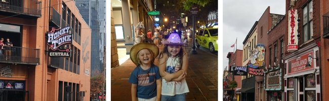 nashville family travel photos