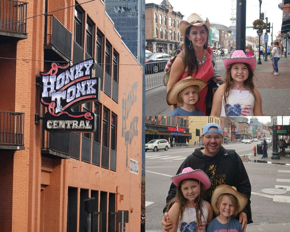 Tonk Central In Nashville With Kids