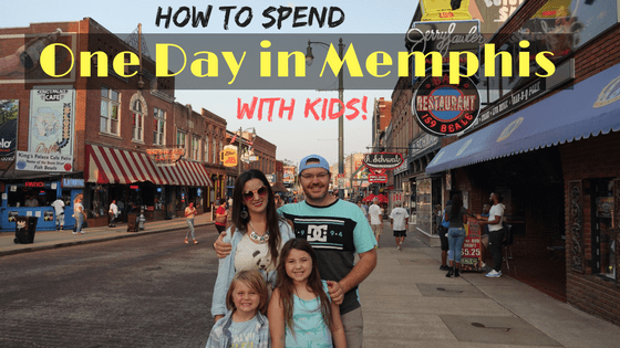 How to Spend One Day In Memphis with kids