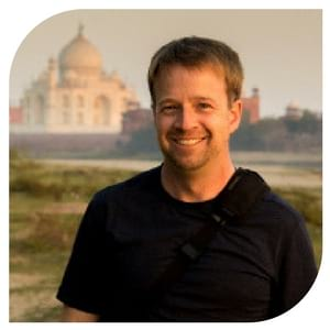 Eric Stoen of Travelbabbo