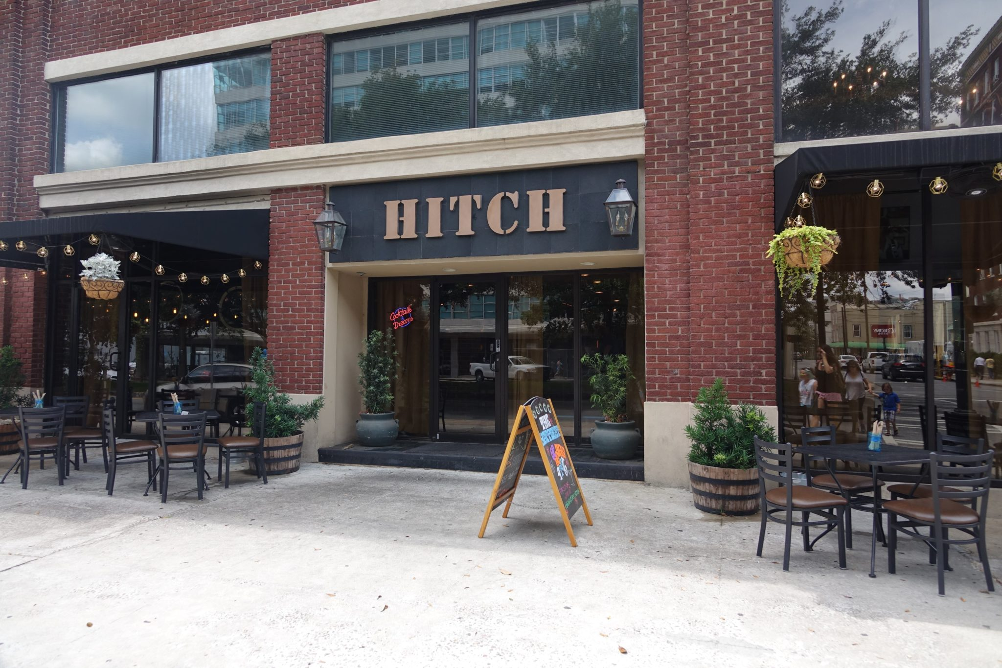 Hitch Savannah