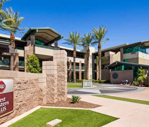 Scottsdale Best Western Plus Sundial Hotel Review
