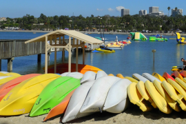 Newport Dunes Resort guide for visiting