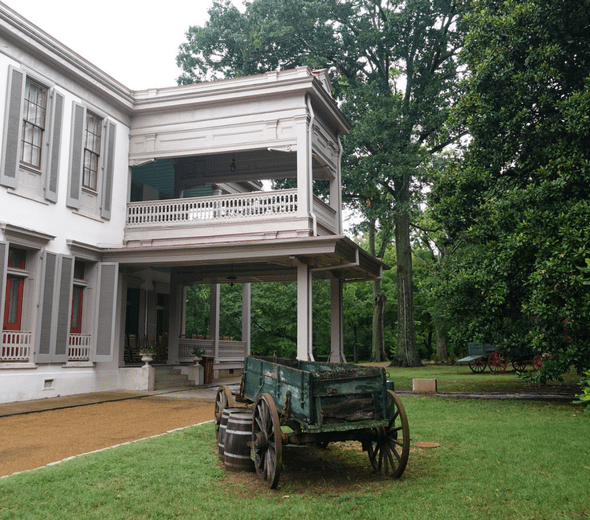 Belle Meade Plantation Tour in Nashville with Kids