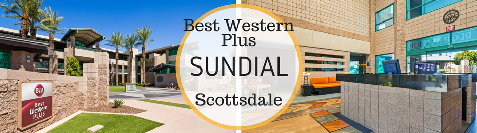 Best Western Plus Sundial Hotel in Scottsdale AZ