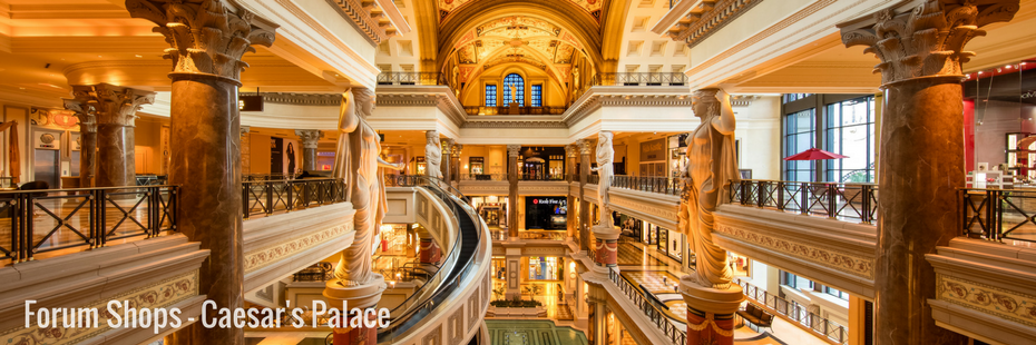 The Forum Shops at Caesars Palace Las Vegas