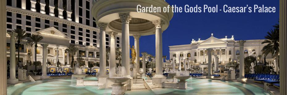 Caesars Palace Pool Las Vegas