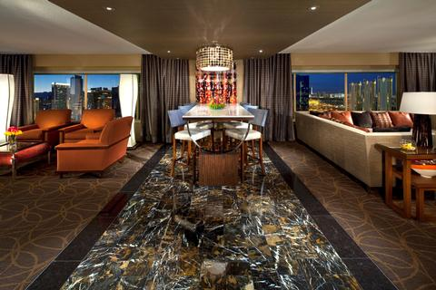 Marquee Suite at MGM Grand Hotel in Las Vegas