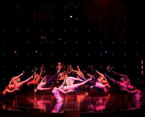Zumanity Cirque Du Soleil NYNY Hotel