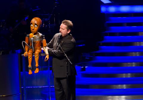 Terry Fator Show at Mirage Las Vegas