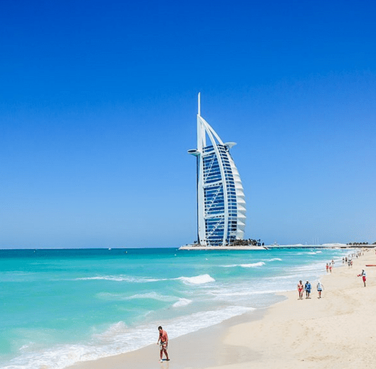 Places worth flying to for Family Vacation