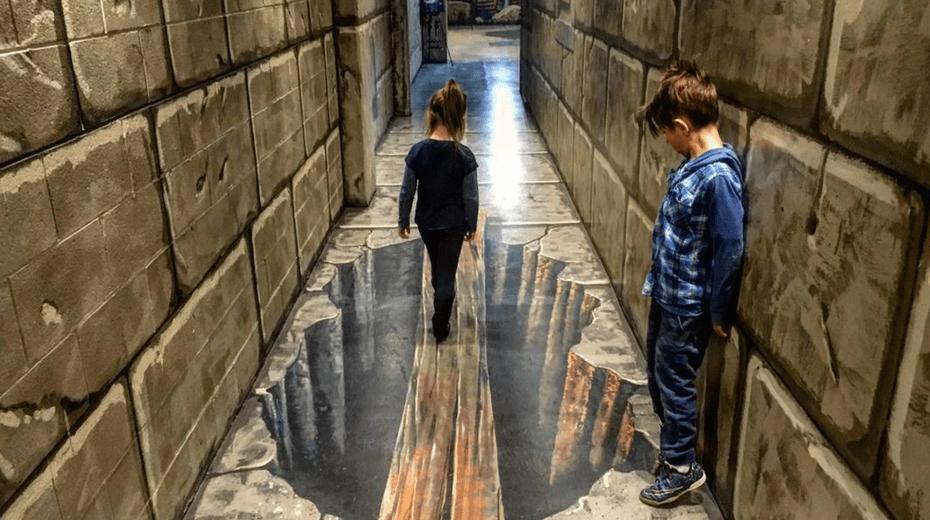Kids at Melbourne ArtVo