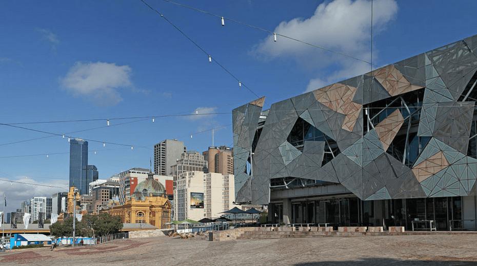 Melbourne Federation Square Building
