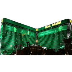 MGM Grand Family Friendly Vegas Hotel