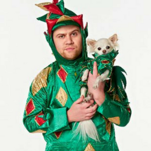 Piff Magic Dragon Show Las Vegas with Kids