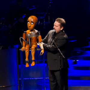 Terry Fator Las Vegas show for families
