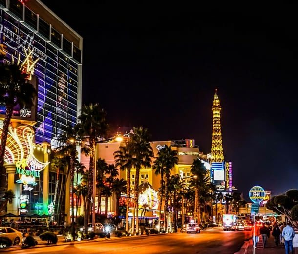 Tips for families visiting las vegas with kids