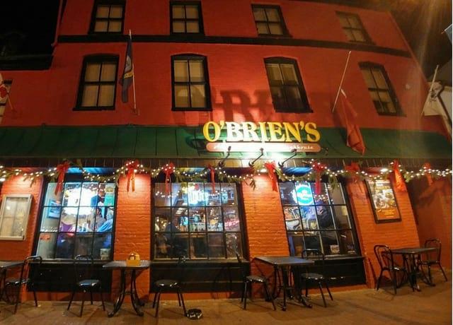O Brien's Pub Annapolis Front