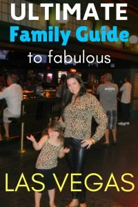 Family Guide to Las Vegas with kids