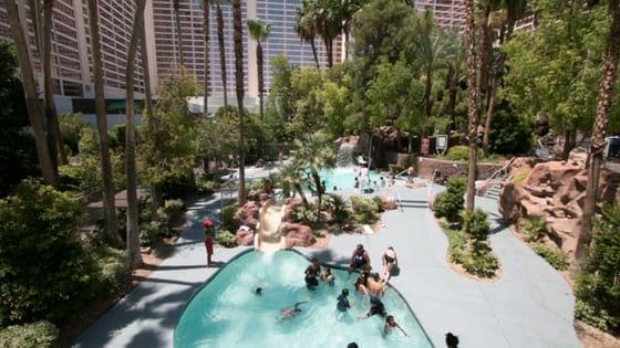 Pool at HGVC Las Vegas Resort
