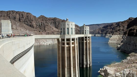 Hoover Dam and Lake Mead trip