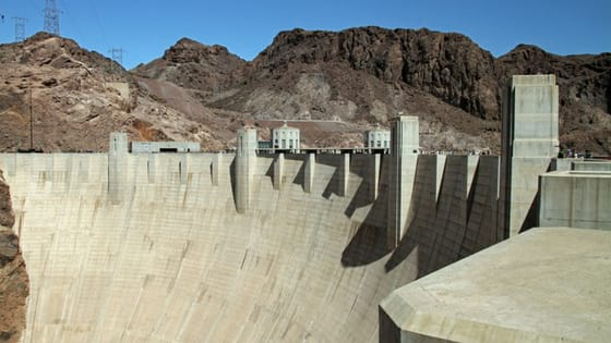 Hoover Dam Tour near Las Vegas