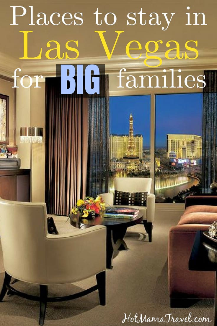 Top Places to Stay with a large family in Las Vegas
