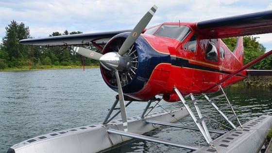 Beaver Plane Vancouver