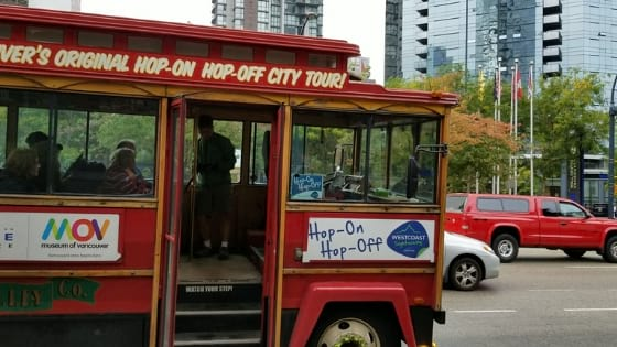 Hop on Hop off Bus Tour Vancouver
