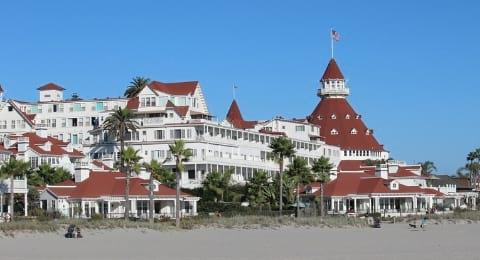 Hotel Del Coronado San Diego Haunted Hotel