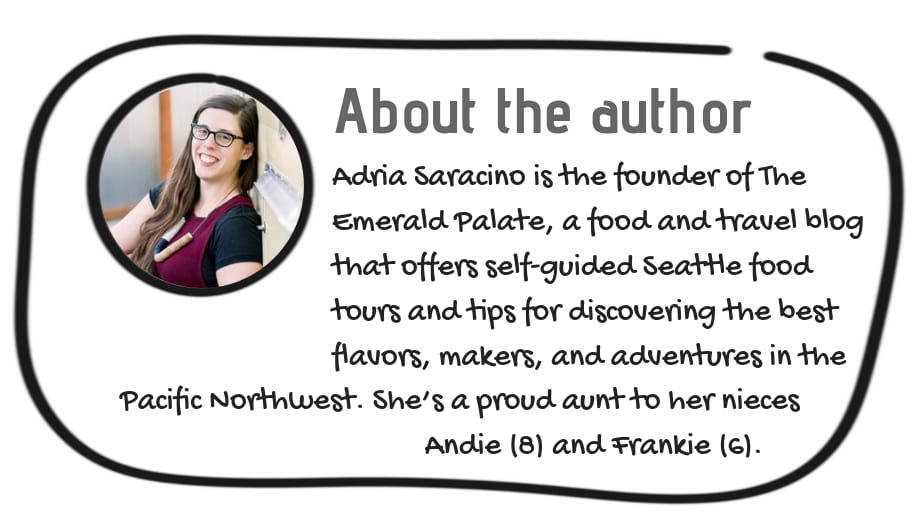 About the author Adria Saracino