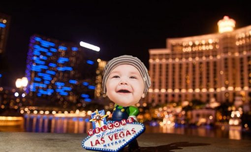 Baby friendly Las Vegas