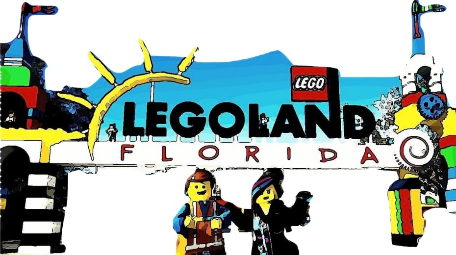 Legoland Park in Florida