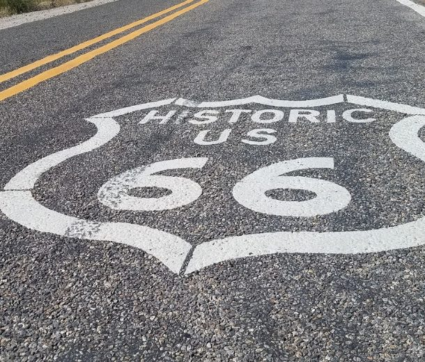 Historic Route 66 Family Road Trip
