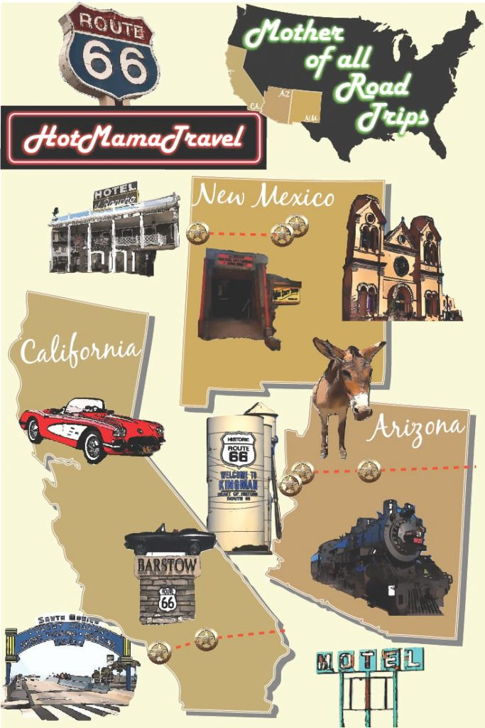 Mother of all Road Trips: An inspired family trip up historic Route 66