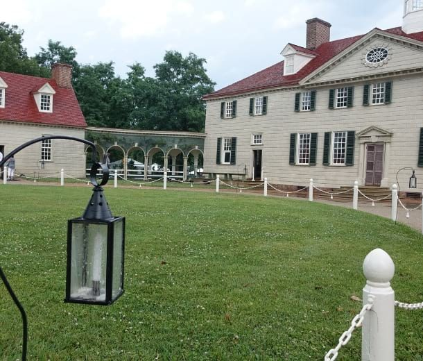 Mount Vernon Things to do at George Wastington's Home