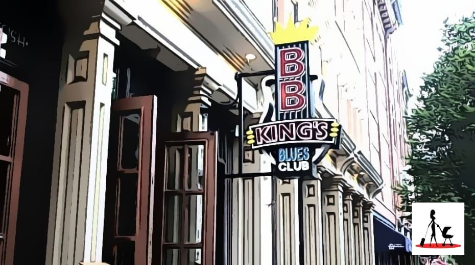 BB King Blues Club Nashville TN