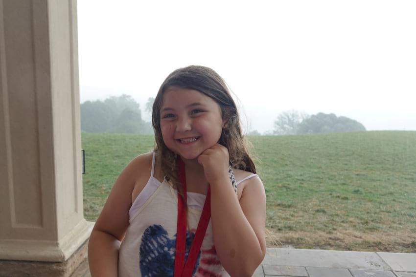 Rain Storm at Mt Vernon