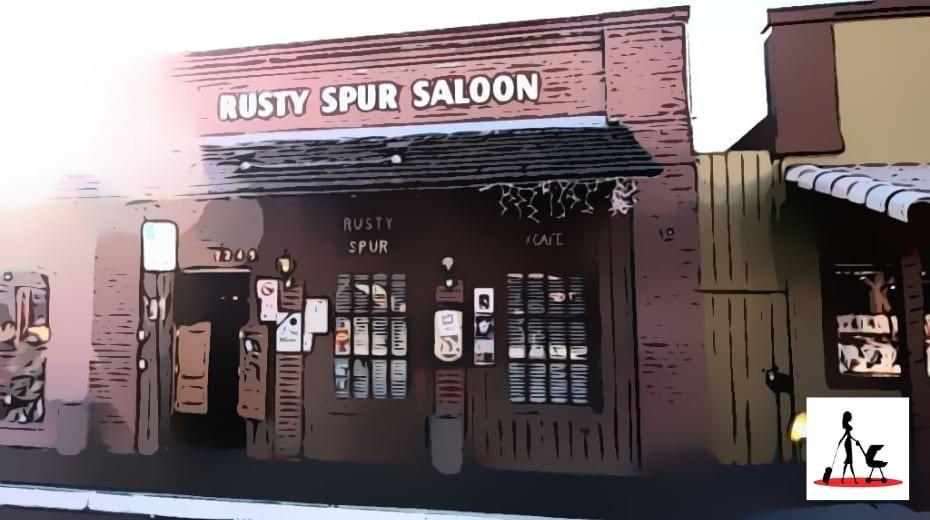 Rusty Spur Saloon Scottsdale AZ