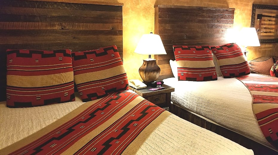 Rooms inside Best Western Plus Santa Fe hotel