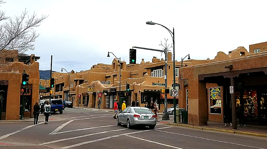 La Fonda on the Plaza Santa Fe Hotel