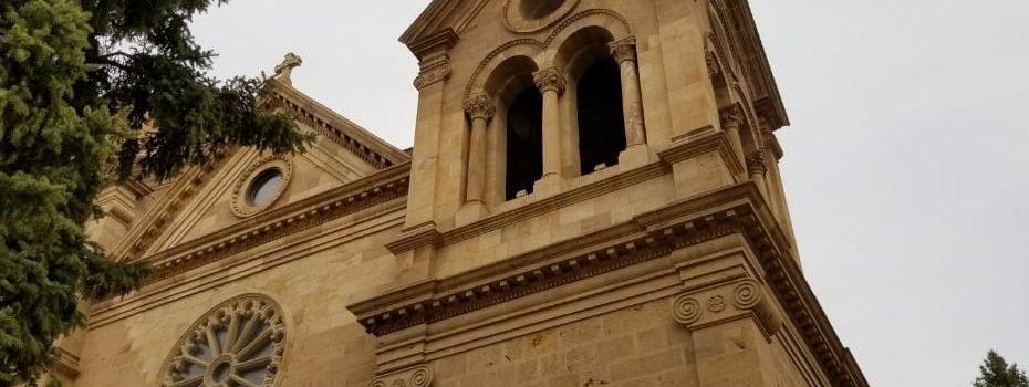 Saint Francis of Assisi in Santa Fe New Mexico