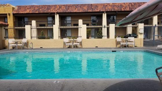 Pool at Best Western Plus Kingman A Wayfarer's Inn
