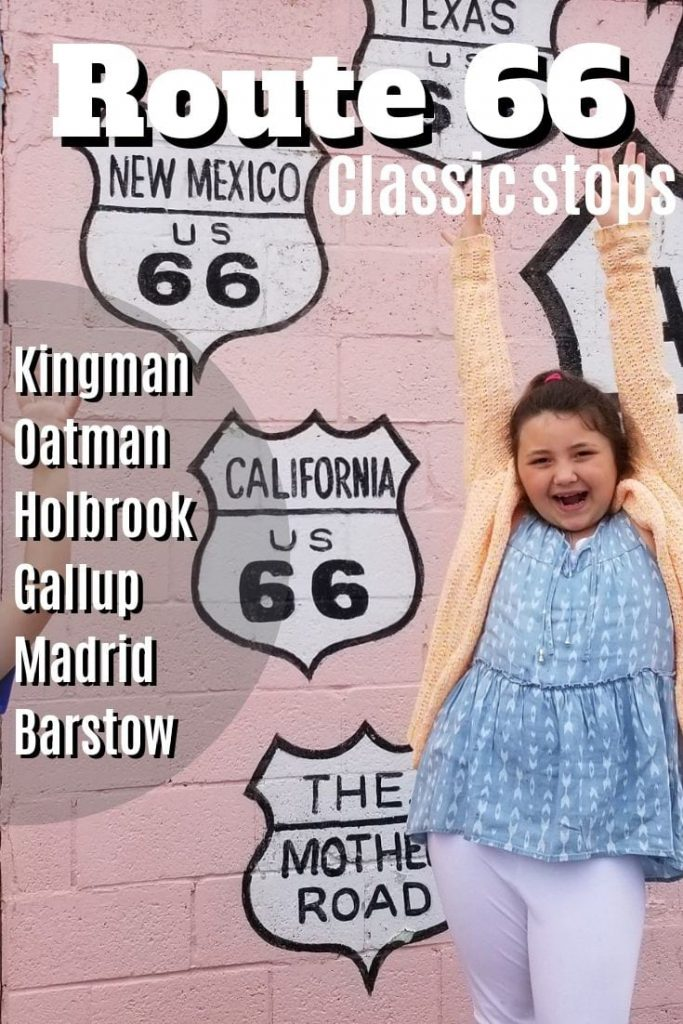 Route 66 family road trip: Kingman, AZ and other classic stops in the American Southwest